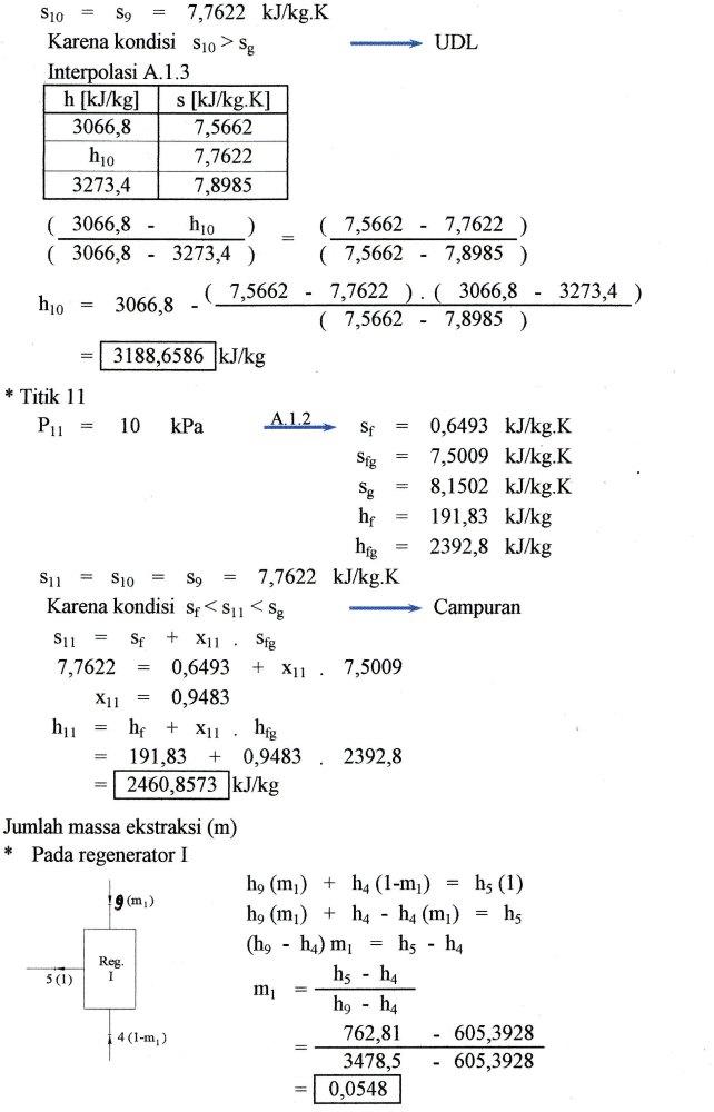 Penyelesaian soal-soal Thermodinamika (lanjutan 1) (3/5)