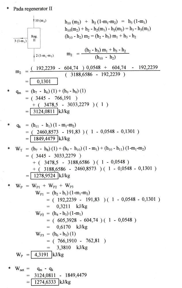 Penyelesaian soal-soal Thermodinamika (lanjutan 1) (4/5)