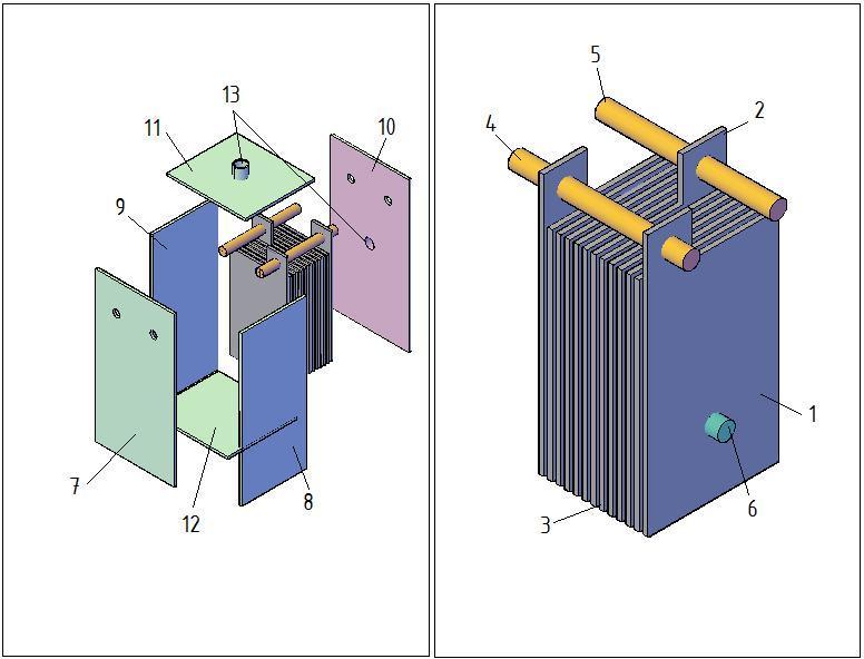 Perancangan HHO Generator untuk Motor Bensin dengan Bahan Bakar Utama Pertamax (2/6)